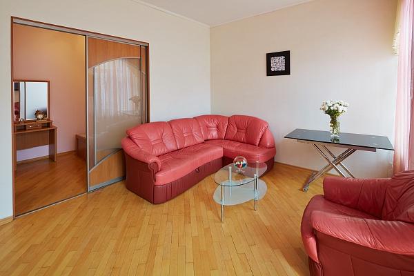 1-комнатная квартира посуточно в Львове. Галицкий район, пр-т Свободы, 3. Фото 1