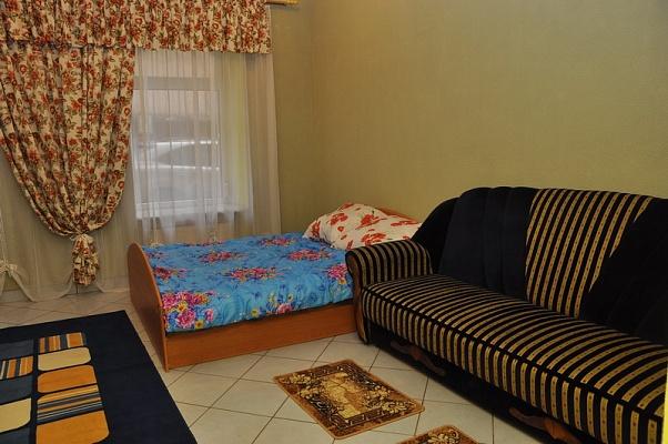 1-комнатная квартира посуточно в Львове. Галицкий район, ул. Насыпная, 7. Фото 1