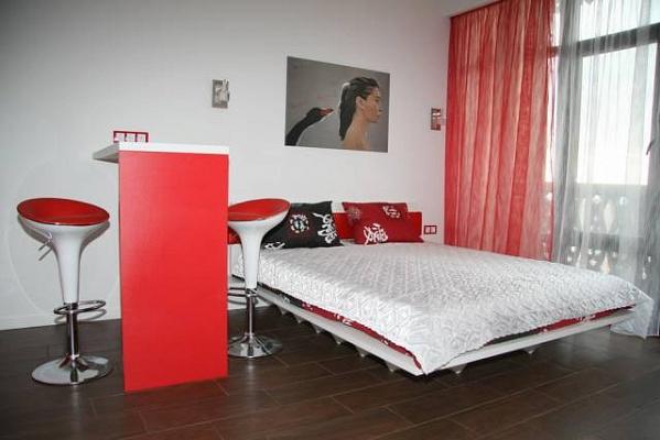 1-комнатная квартира посуточно в Гурзуфе. ул. Ореховая, 7. Фото 1