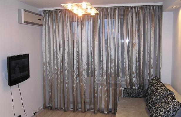 1-комнатная квартира посуточно в Харькове. Киевский район, ул. Блюхера, 11. Фото 1