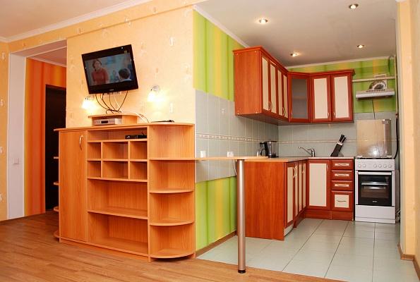 1-комнатная квартира посуточно в Киеве. Святошинский район, ул. Картвелишвили, 5. Фото 1