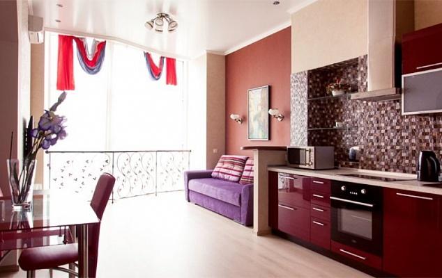 2-комнатная квартира посуточно в Одессе. Приморский район, ул. Канатная-Сабанский, 3. Фото 1