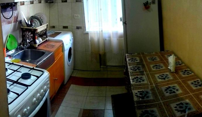 1-комнатная квартира посуточно в Львове. Зализнычный район, вул.Коротка, 8а. Фото 1