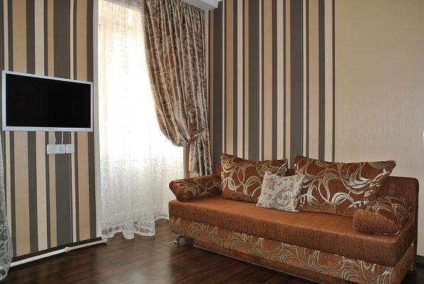 1-комнатная квартира посуточно в Одессе. Приморский район, ул. Малая Арнаутская, 30. Фото 1
