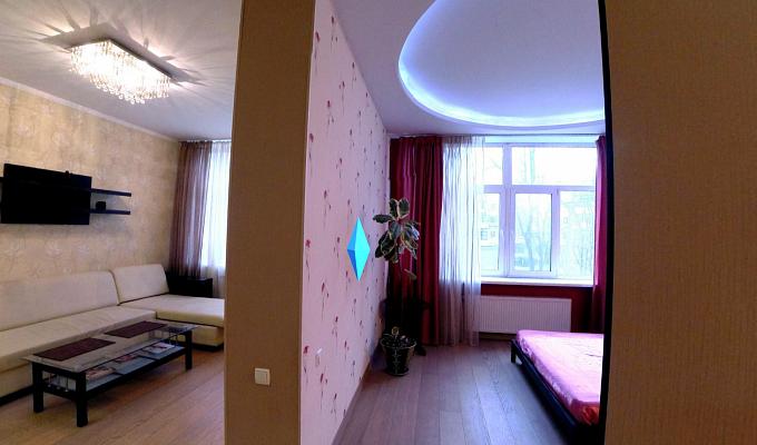 2-комнатная квартира посуточно в Одессе. Приморский район, ул. Пионерская, 20б. Фото 1