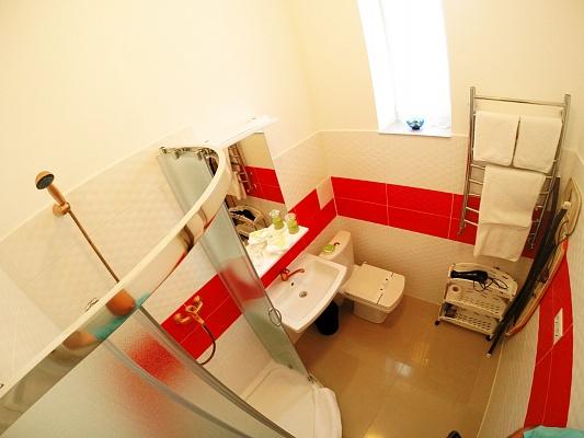 3-комнатная квартира посуточно в Львове. Лычаковский район, ул. Туган-Барановского, 6. Фото 1