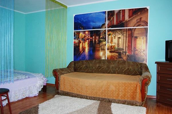 1-комнатная квартира посуточно в Умани. ул. Тищика, 17. Фото 1