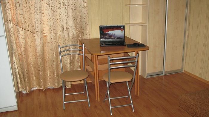 1-комнатная квартира посуточно в Одессе. Приморский район, пер. Некрасова. Фото 1