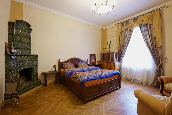 2-комнатная квартира посуточно в Львове. Галицкий район, ул. Парковая, 14. Фото 1