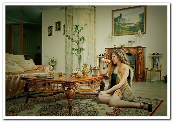 3-комнатная квартира посуточно в Одессе. Приморский район, ул. Дерибасовская, 9. Фото 1