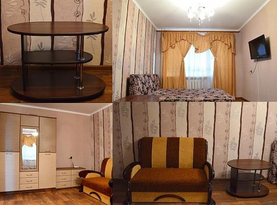 1-комнатная квартира посуточно в Черкассах. б-р Шевченко, 399/1. Фото 1