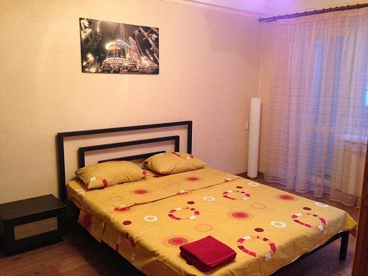 1-комнатная квартира посуточно в Донецке. Ворошиловский район, Набережная ул., 153. Фото 1