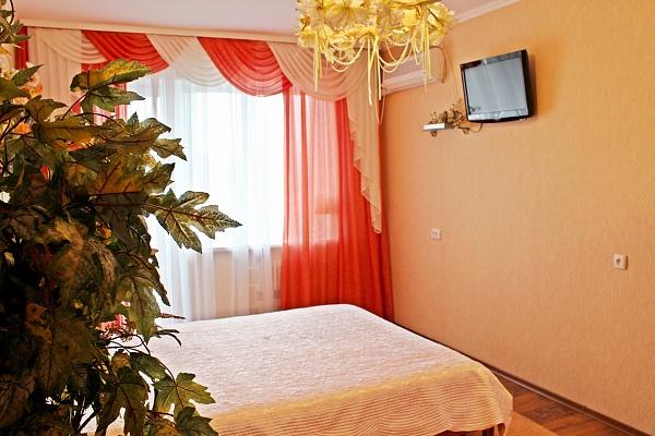 1-комнатная квартира посуточно в Кривом Роге. Центрально-Городской район, ул. Староярмарковая (Сиволапа), 1. Фото 1