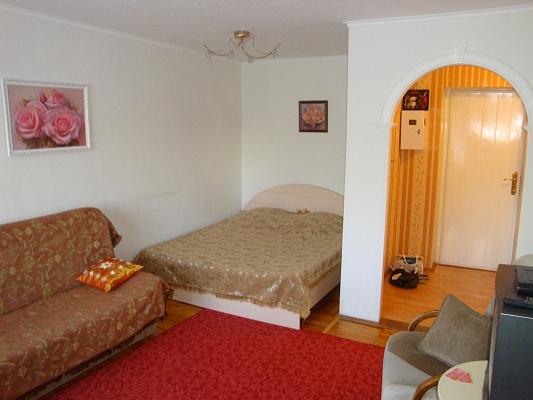 1-комнатная квартира посуточно в Запорожье. Жовтневый район, ул. Первая Ливарная (Красногвардейская), 2. Фото 1