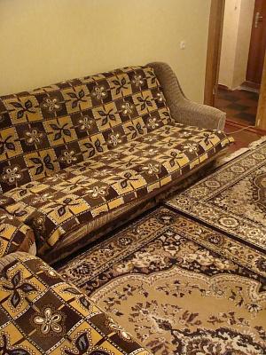 1-комнатная квартира посуточно в Донецке. Киевский район, ул. Артема, 181а. Фото 1