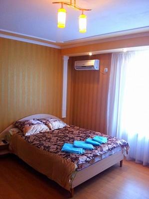 1-комнатная квартира посуточно в Бердянске. ул. Победы, 25. Фото 1