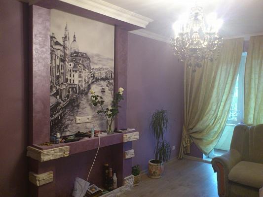 1-комнатная квартира посуточно в Кировограде. Ленинский район, ул. Черновола, 1. Фото 1