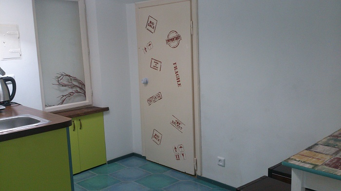 1-комнатная квартира посуточно в Львове. Лычаковский район, ул. Лычаковская, 161. Фото 1