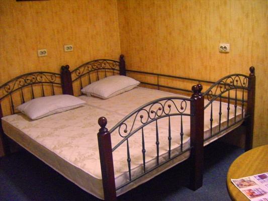 1-комнатная квартира посуточно в Донецке. Киевский район, ул. Горная, 52. Фото 1