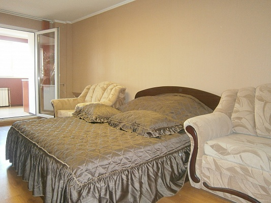 1-комнатная квартира посуточно в Виннице. Замостянский район, ул. Стеценка , 58. Фото 1