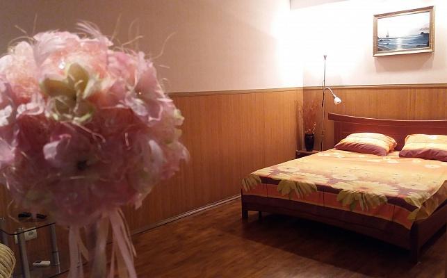 1-комнатная квартира посуточно в Днепропетровске. Бабушкинский район, пр-т Д.Яворницкого (Карла Маркса), 70. Фото 1