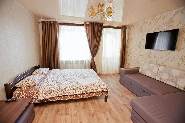 1-комнатная квартира посуточно в Полтаве. Киевский район, ул. Октябрьская, 50. Фото 1
