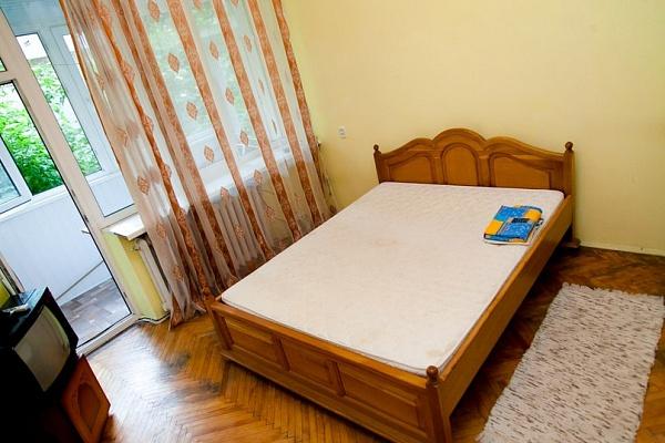 1-комнатная квартира посуточно в Львове. Галицкий район, ул. Ф. Листа, 3. Фото 1