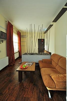 1-комнатная квартира посуточно в Харькове. Московский район, ул. Академика Павлова, 44а. Фото 1