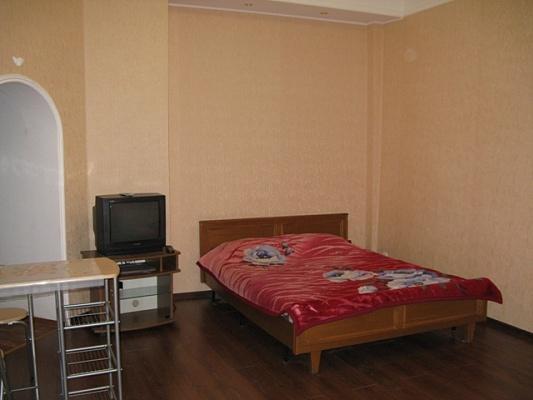 1-комнатная квартира посуточно в Одессе. Приморский район, ул. Троицкая, 51. Фото 1