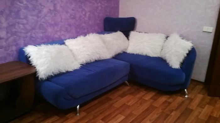 2-комнатная квартира посуточно в Черкассах. ул. Благовестная , 156. Фото 1